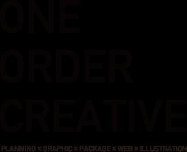 ONE ORDER CREATIVE